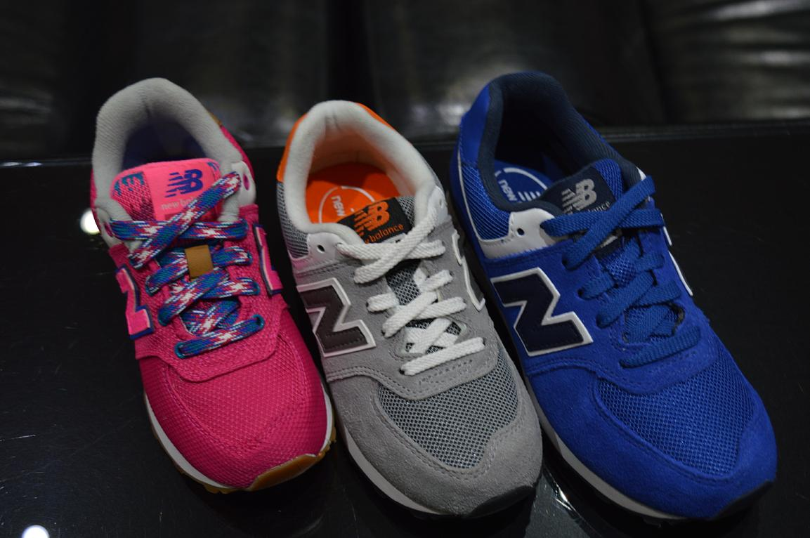 NEW BALANCE ENFANTS SAINT TROPEZ